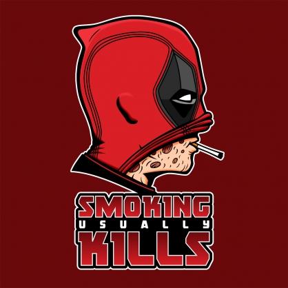 Deadpool-smoking-usually-kills