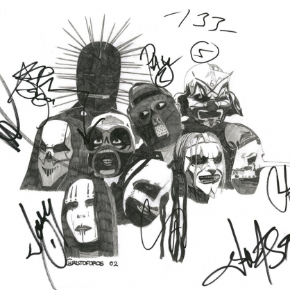 Slipknot-Iowa-era-portraits