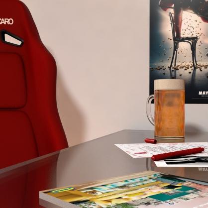 Freacaro desk chair 4