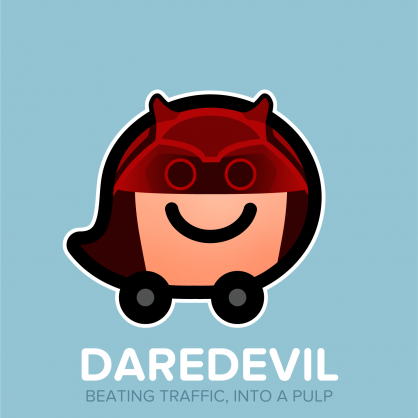 Waze-Marvels-6-Daredevil-red