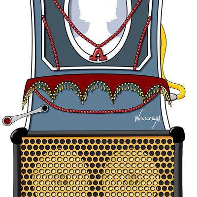 Amplified Laterna