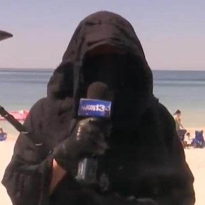Luke Thomas – The Florida Grim Reaper