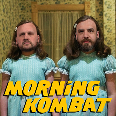 Morning Kombat x The Shining