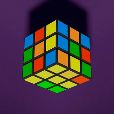 Time to say Rubik